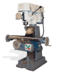 фрезерный станок MetalMaster TDM-15