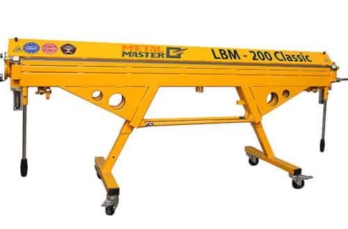 Листогиб LBM 200 CLASSIC