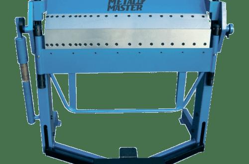 листогиб METAL MASTER MTB 2S