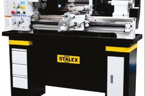 Станок токарный STALEX D320x880G Vario