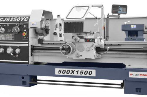 Токарный станок CORMAK CJ6250YC 500X1500