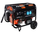Бензиновый генератор PATRIOT GP 3810LE