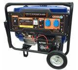 Бензиновый генератор СПЕЦ SB-6500E2