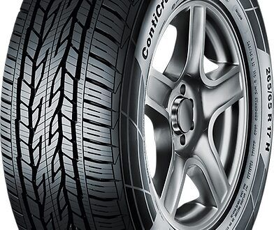Шины CONTINENTAL CONTICROSSCONTACT LX2 225/60 R18 100H