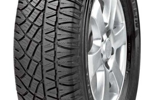 Шины MICHELIN LATITUDE CROSS 265/60 R18 110H