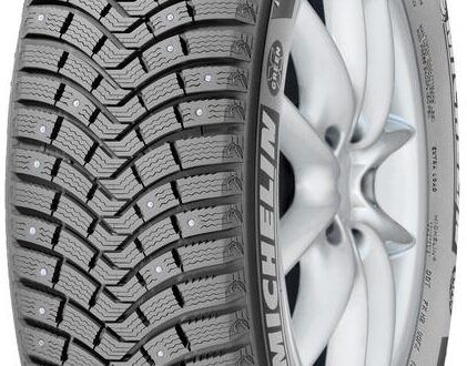 Шины MICHELIN LATITUDE X-ICE NORTH 2 235/55 R19 105T