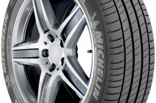 Шины MICHELIN PRIMACY 3 195/55 R16 87V