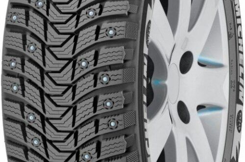 Шины MICHELIN X-ICE NORTH 3 225/50 R17 98T