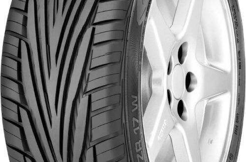 Шины UNIROYAL RAINSPORT 2 245/35 R19 93W