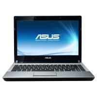 Ноутбук ASUS U30JC SILVER